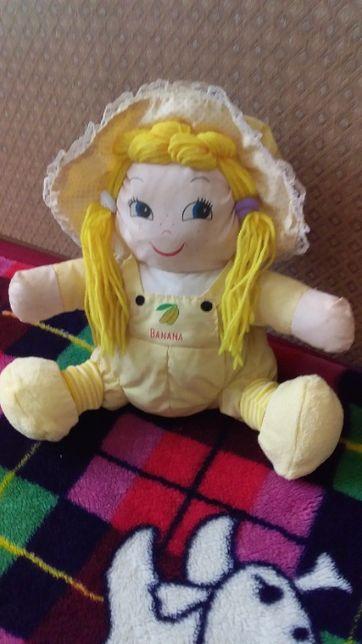 Мягкая кукла размер 25 сантиметров
