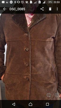 Куртка женская 50-52 размер замш