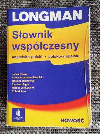 Longman Słownik Współczesny angielsko polski polsko angielski Fisiak
