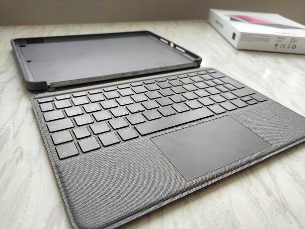 Klawiatura + Etui Combo Touch dla iPada 7 Generacji - stan idealny
