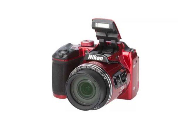 Nikon Coolpix B500, bons recursos, mas só grava em vídeos em Full HD