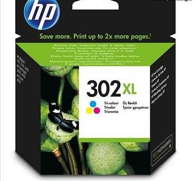 Tinteiros HP 302XL