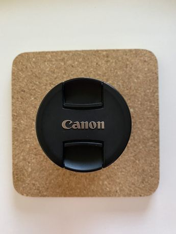 Lente Canon 18-135mm (Oferta 2 acessórios)