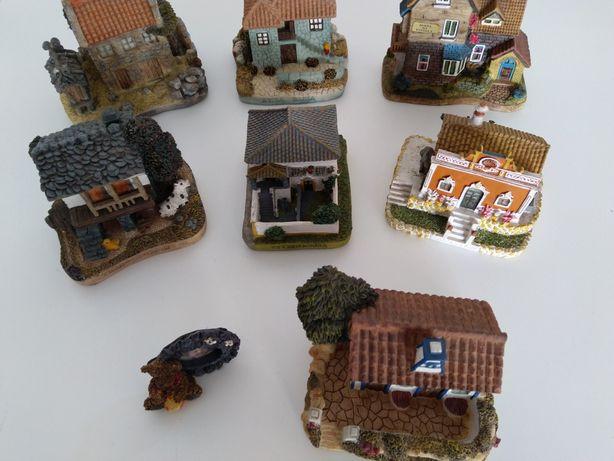 Casas Tradicionais de Portugal de Coleção.