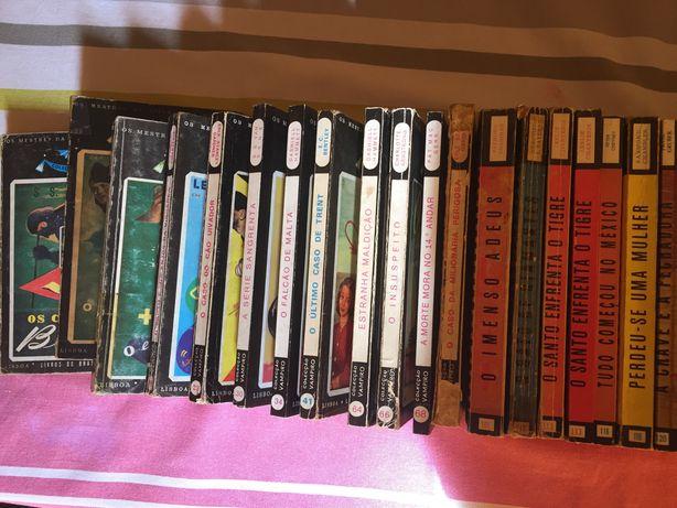 Livros coleção Vampiro