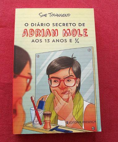 O diário secreto de Adrian Mole aos 13 anos e 3/4, Sue Townsend