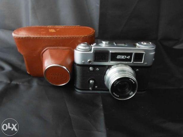 Máquina fotográfica Fed 4