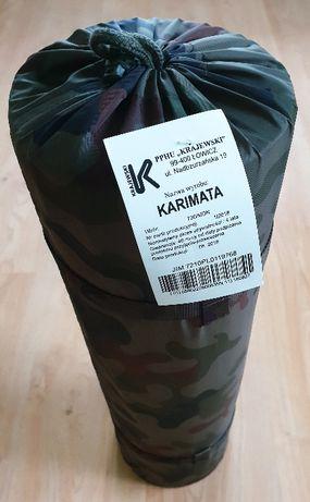 Wojskowa KARIMATA WP Wzór 730 MON 195cm NOWA