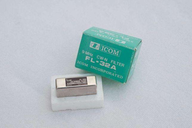 Vendo Filtro Icom FL-32A-Radioamador