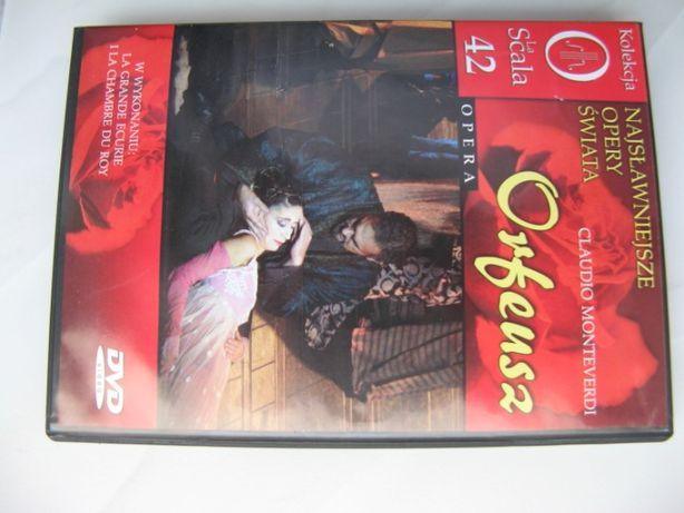 Kolekcja La Scala Opery, DVD nr 42: Orfeusz, Claudio Monteverdi