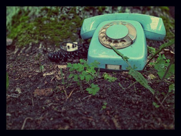 Stary telefon RWT, PRL