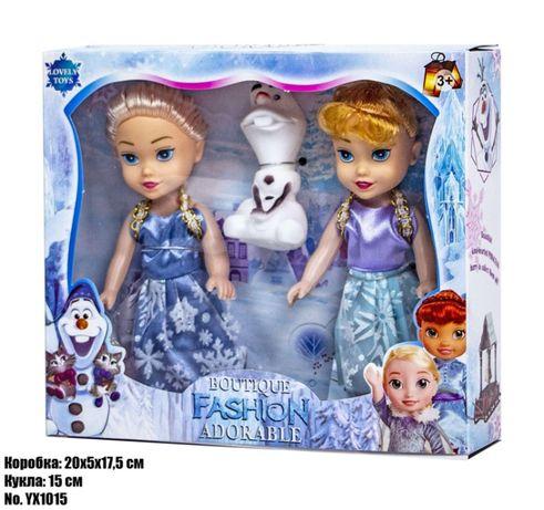 Набор кукол Эльза и Анна - холодное сердце