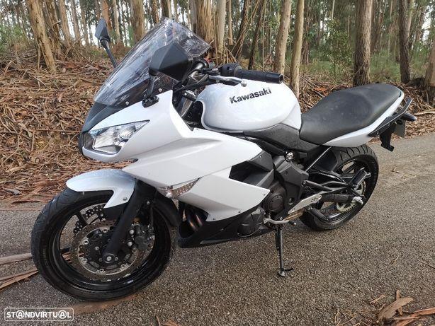 Kawasaki ER  650F