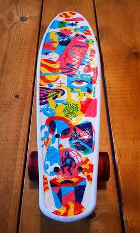 Deskorolka fishboard fiszka Street Surfing Corleone Imagination