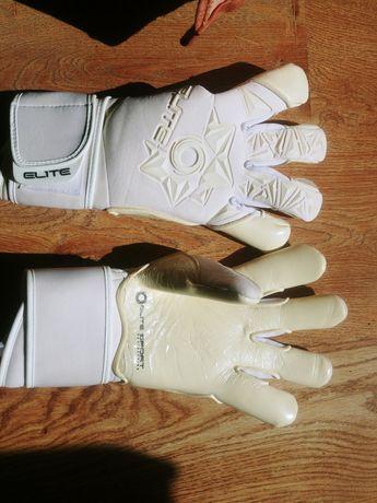 Elite sport neo white roz 10 rękawice bramkarskie