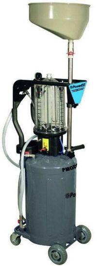 Aparador de Óleo com Visor e Extrator Vácuo PMOD8031 - 80 Litros