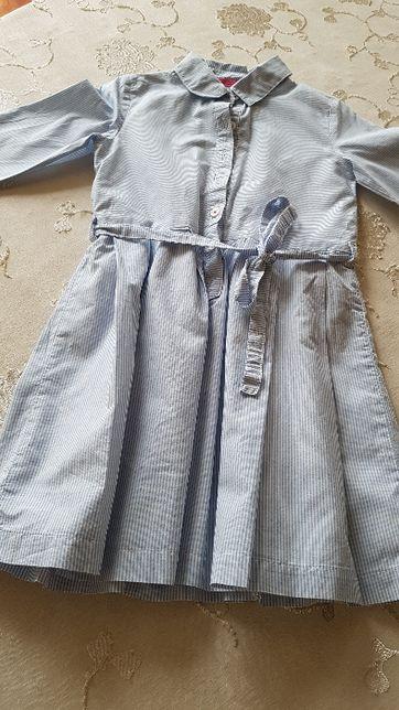 Sukienka Carter'sa w stylu marynarskim dla dziewczynki w wieku 3-5 lat