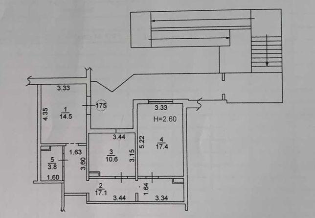 Продажа \ Аренда 63м, 1 этаж, 2 отдельных входа. Моторный 11. ХОЗЯИН