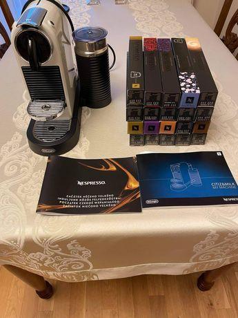 Ekspres De Longhi - Nespresso