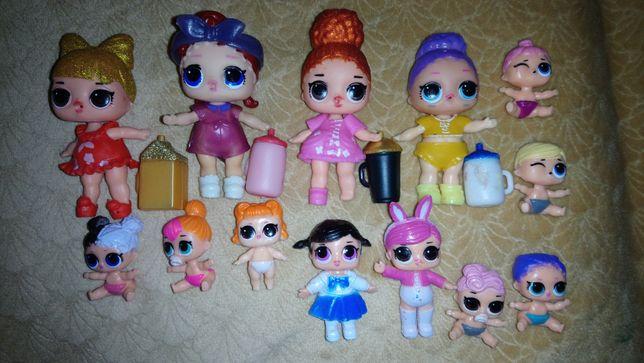 Куколки лол