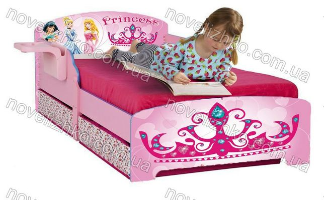 Доставка безкоштовно Дитячі ліжка для дівчаток/ Кровать для девочки