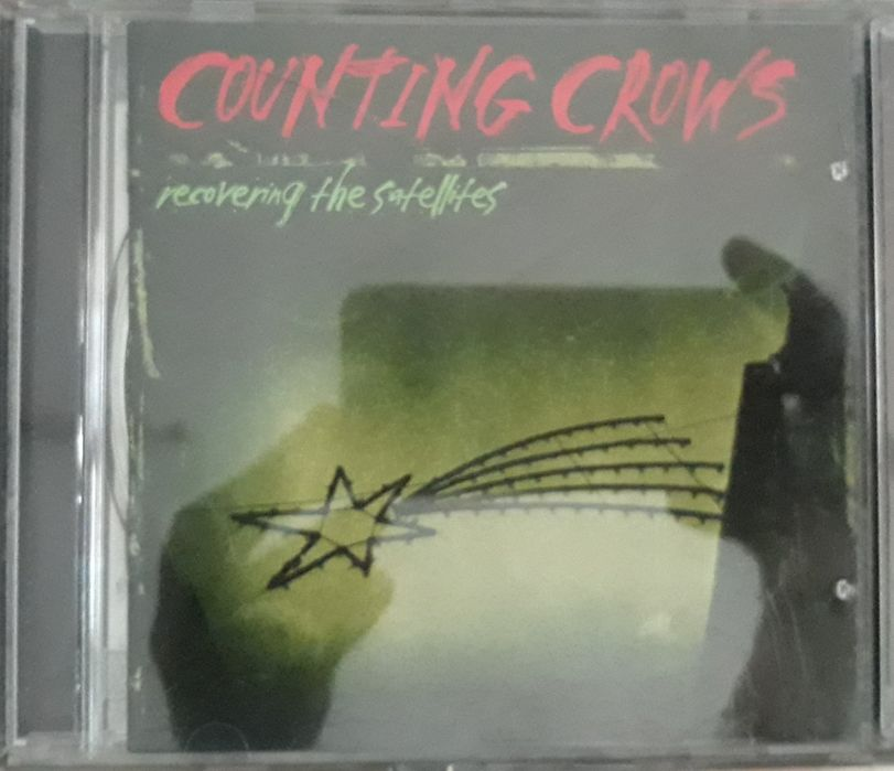 CD Counting Crows - Recovering the Satellites Olivais - imagem 1
