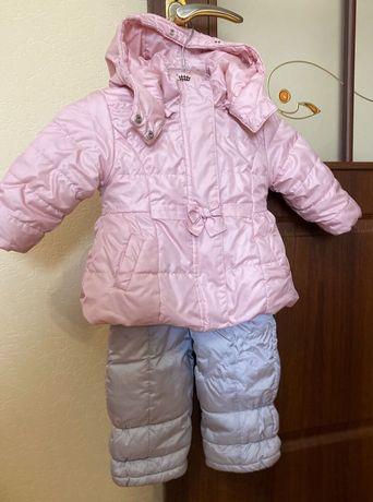 Зимний костюм  комбинезон wojcik