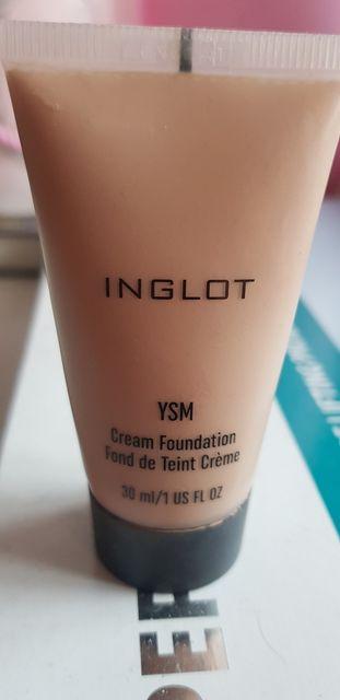 Inglot YSM cream foundation , тон 42
