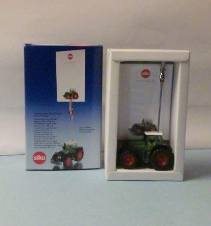 Siku Tractor Fendt 930 com porta-notas