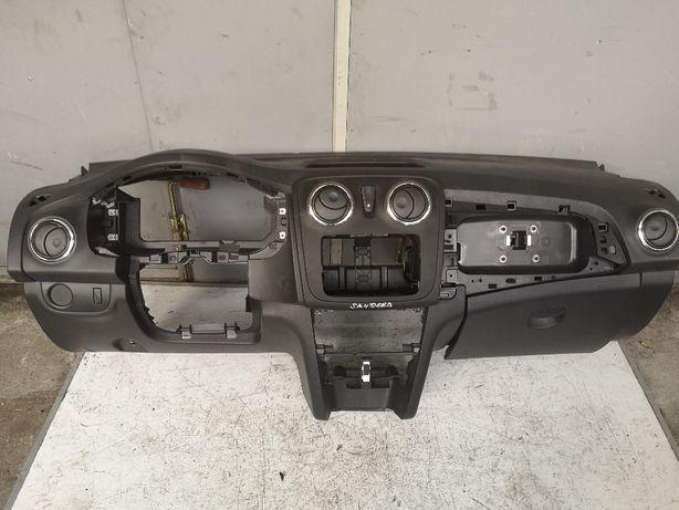 Deska konsola Dacia Sandero II