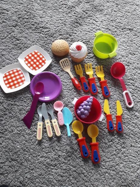 Kuchnia kuchenka i akcesoria do gotowania dla dzieci