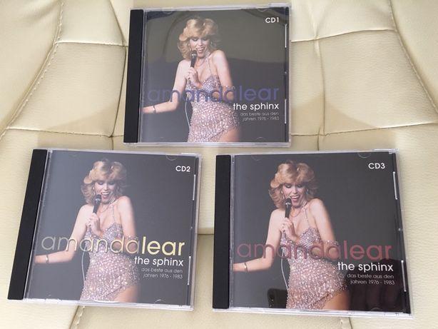 Amanda Lear - The Sphinx x3CD