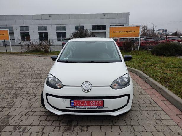 Прокат авто без водія, не для таксі. VW Up!