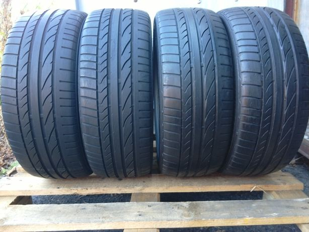 Opony Bridgestone Potenza RE 050A. 205 / 45 ZR17