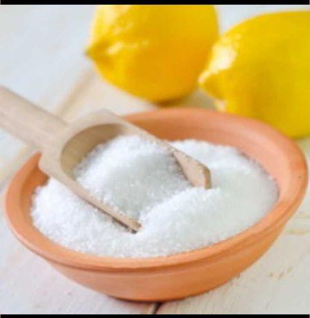 Лимонная кислота пищевая.