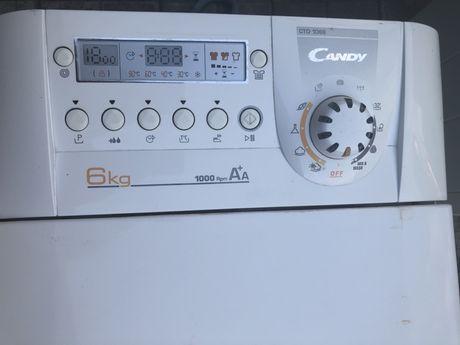 Стиральная машина с вертикальной загрузкой CANDY CTD 1066