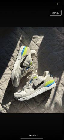 Białe buty sportowe NIKE 25cm rozmiar 40