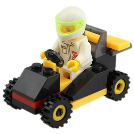 Lego Гоночная машина конструктор Лего гонка машинка гоночка