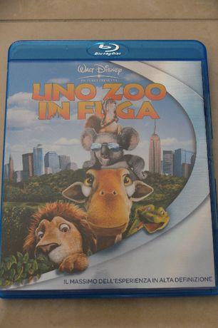 Bajka Dżungla (The Wild) - EN, Disney, Blu Ray