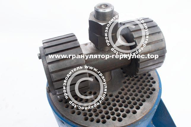 Гранулятор Корма Комбикорма 200 мм Ролики Матрица для дома (ВИДЕО)