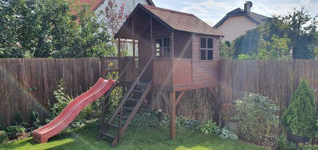 Domek ogrodowy dla dzieci, domek drewniany dla dzieci na ogród