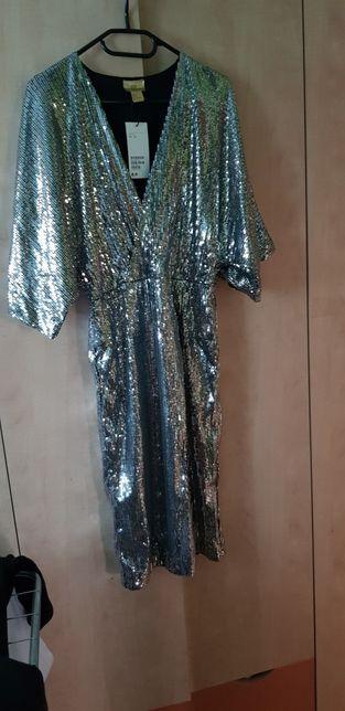 Nowa sukienka h&m rozmiar 40