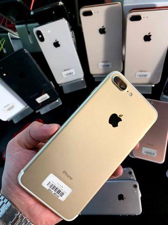 iPhone 7+ 32gb Gold Neverlock