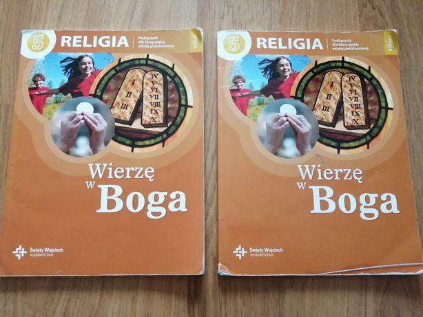 Religia Klasa V Podręcznik Wierzę w Boga