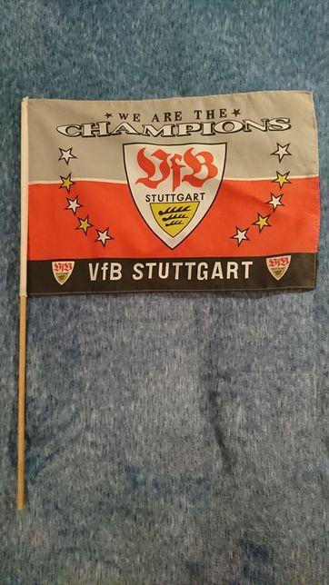Flaga VFB Stuttgart