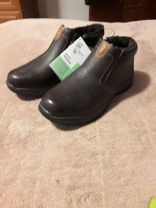 nowe ocieplane  buty męskie rozm 41,5 Sosnowiec - image 1
