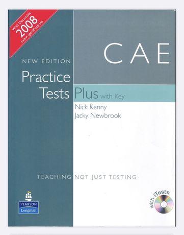 CАЕ Practice Tests Plus with Key с аудио