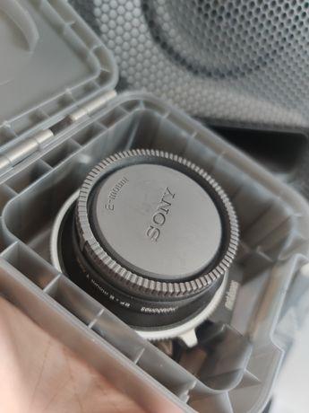 Переходник адаптер для Сони под объективы Кенон Metabones