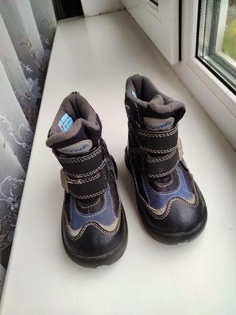 Фирменные детские термо ботинки friends, зима, сапоги, детские сапожки