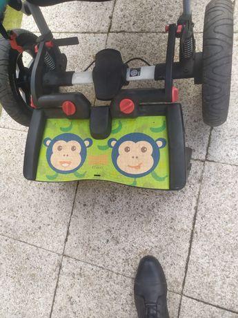 Dostawka do wózka lascal